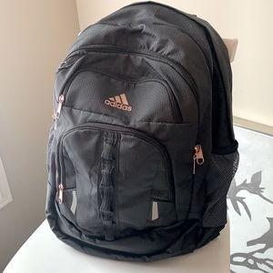 Adidas Prime V Grey Multi-Pocket Backpack